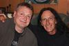 Bing og Ken Hensley  Foto Krister