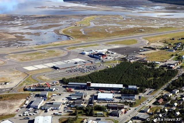 Nye Alta Lufthavn