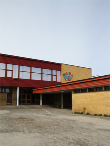 Kanebogen skole