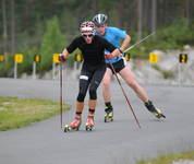Stian Hoelgaard og Eivind Knutsen