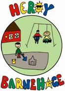 Logoen til Herøy barnehage