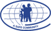 Logo Trygge lokalsamfunn/Safe Community