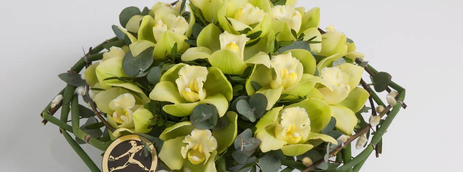 send blomster til utlandet cn