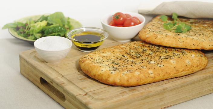 brød på italiensk