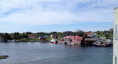 Utsikt Brygga
