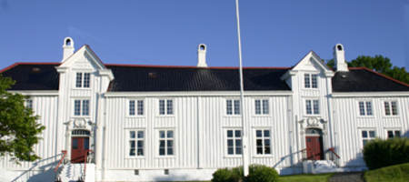 Kristiansund - Lossiusgården - Foto - Andreas Lossius