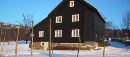 Lillehammer - Skaarseth hovedbygning- Foto - Erik A Skaarseth