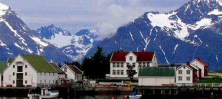 Havnnes sett fra Elisabeth-kaia