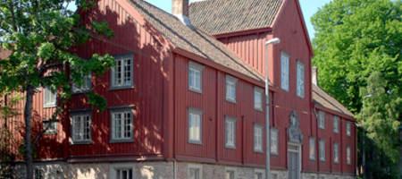 Trondheim - Thomas Angells stuer - Foto - Terje Bratberg