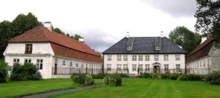 Tvedestrand - Nes Verk Storgård- Foto - Knut Aal