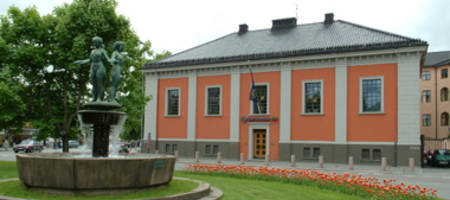 Drammen - Norges Bank - Fasade sept 2005