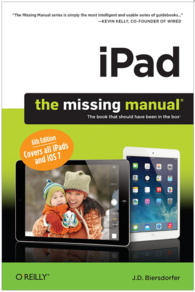 iPad-The missing manual