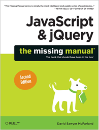 JavaScript & jQuery - The missing manual