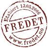 Fredet Logo brun rød_100x100