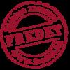 Fredet Logo mørk rød transperent_100x100
