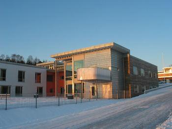 Sør-Tromsøya sykehjem - bygget