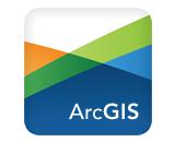 Temakart, applikasjoner og 3D modeller i ESRI's ArcGIS online plattform.