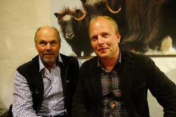 DOMMERE: Søndag 7.9.  skal Fredrik Walby og Ingvar Rødsjø (t.h.) dømme NM finale 2014. H