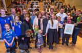 Tromsø kommunes prisvinnere 2014.