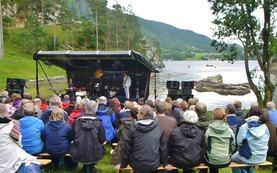 Konsert i Kjeviko Tysnesfest