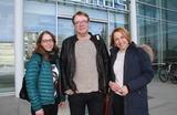 Margrethe Kristiansen, Arne Kjell Johansen og Annie Skoglund