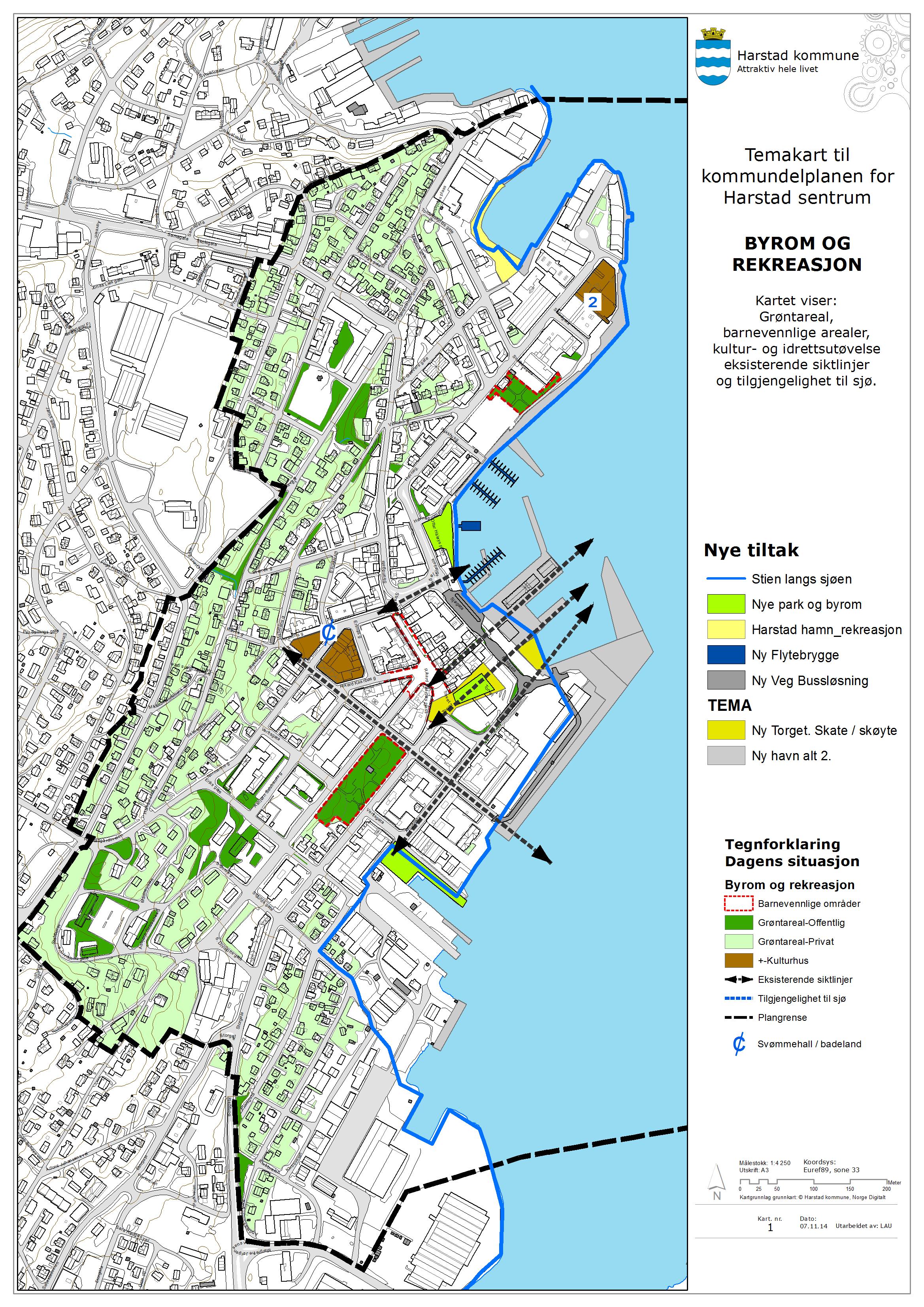 kart over harstad kommune Temakart   Harstad kommune kart over harstad kommune