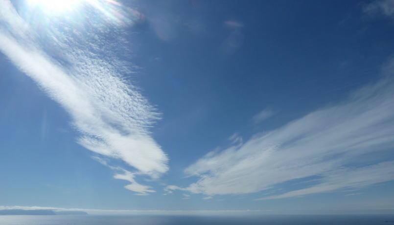 Himmel og sjø