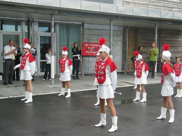 Sør-Tromsøya skolekorps