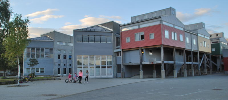 Stokmarknes skole