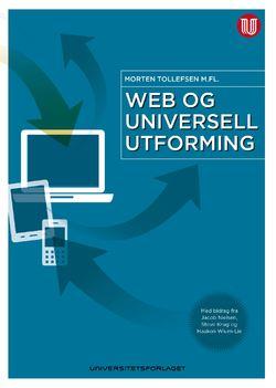 Bilde av boken Web og universell utforming