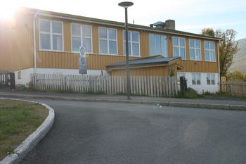 Tromstunklubben sett fra øst