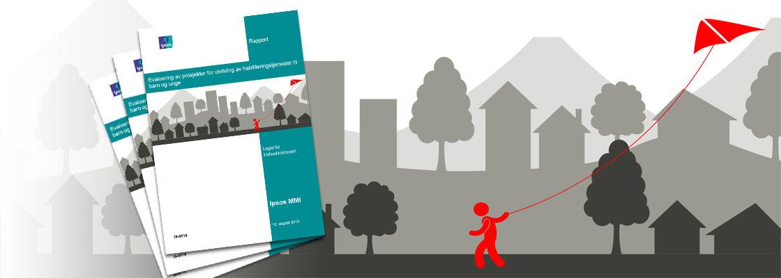 Ingressbilde til artikkel om Evaluering av prosjekter for å styrke fritiden i habiliteringstjenester for barn og unge