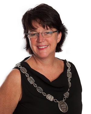 Ordfører Marianne Bremnes (AP)