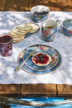 breakfast Blue