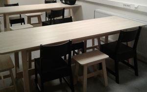 Makerspace møbler