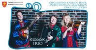 Plakat Russisk Trio