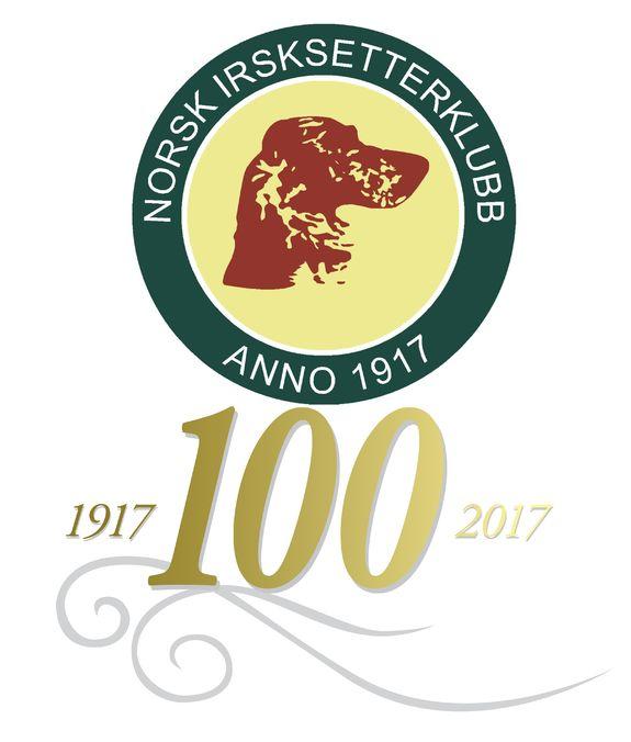 Nisk logo 100år