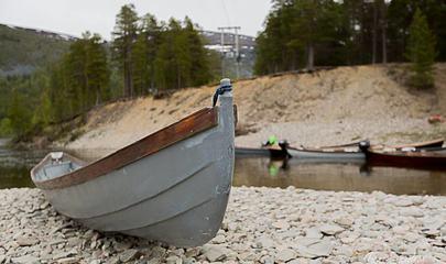 Elvebåter klare for nye gjester