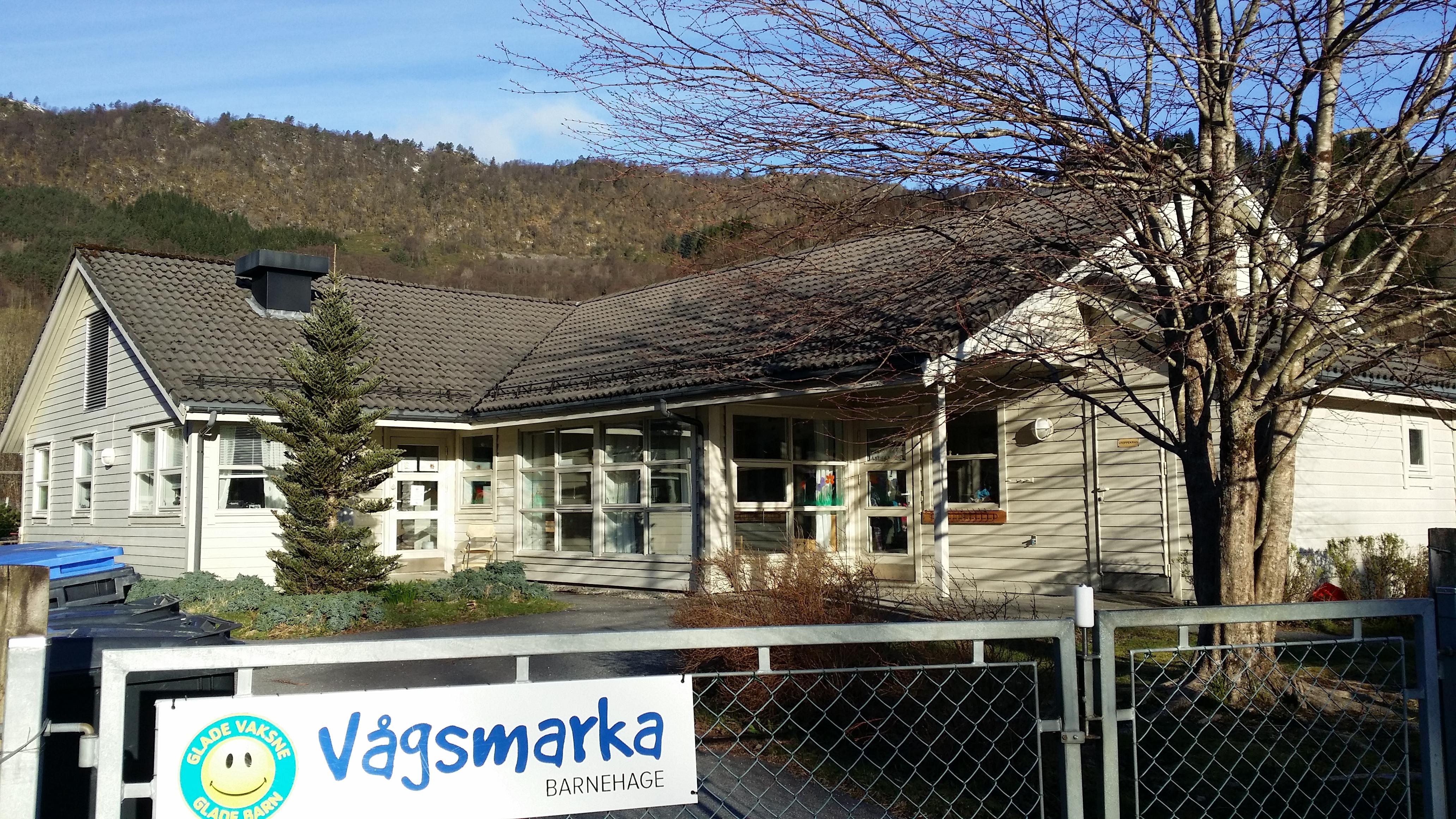 Vågsmarka barnehagebygg