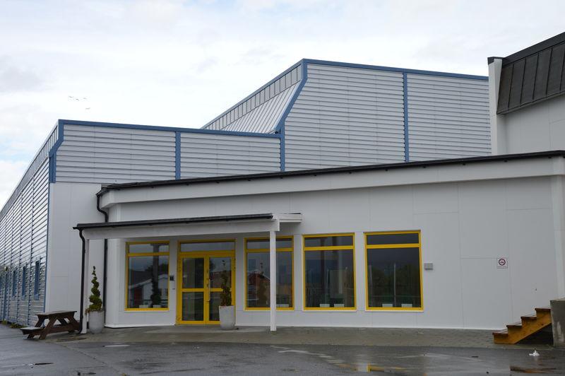 Herøyhallen 2017