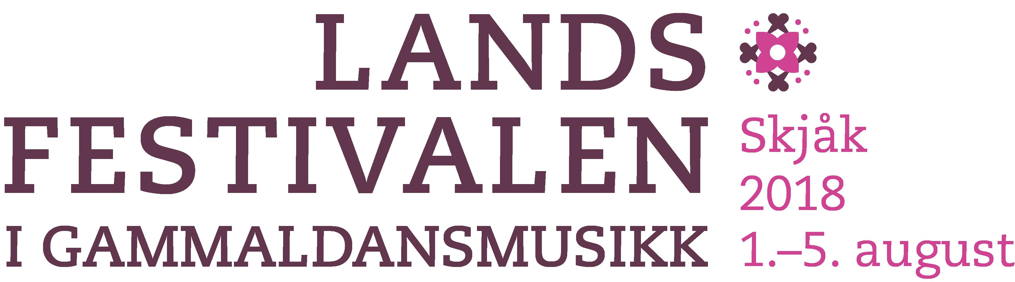 Landsfestivalen logo