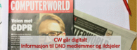 CW går digitalt