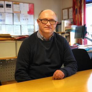 Svein-Arne Johansen. Foto: Øivind Arvola