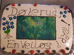 Årsmøte - Dølerud kake - bilde 5