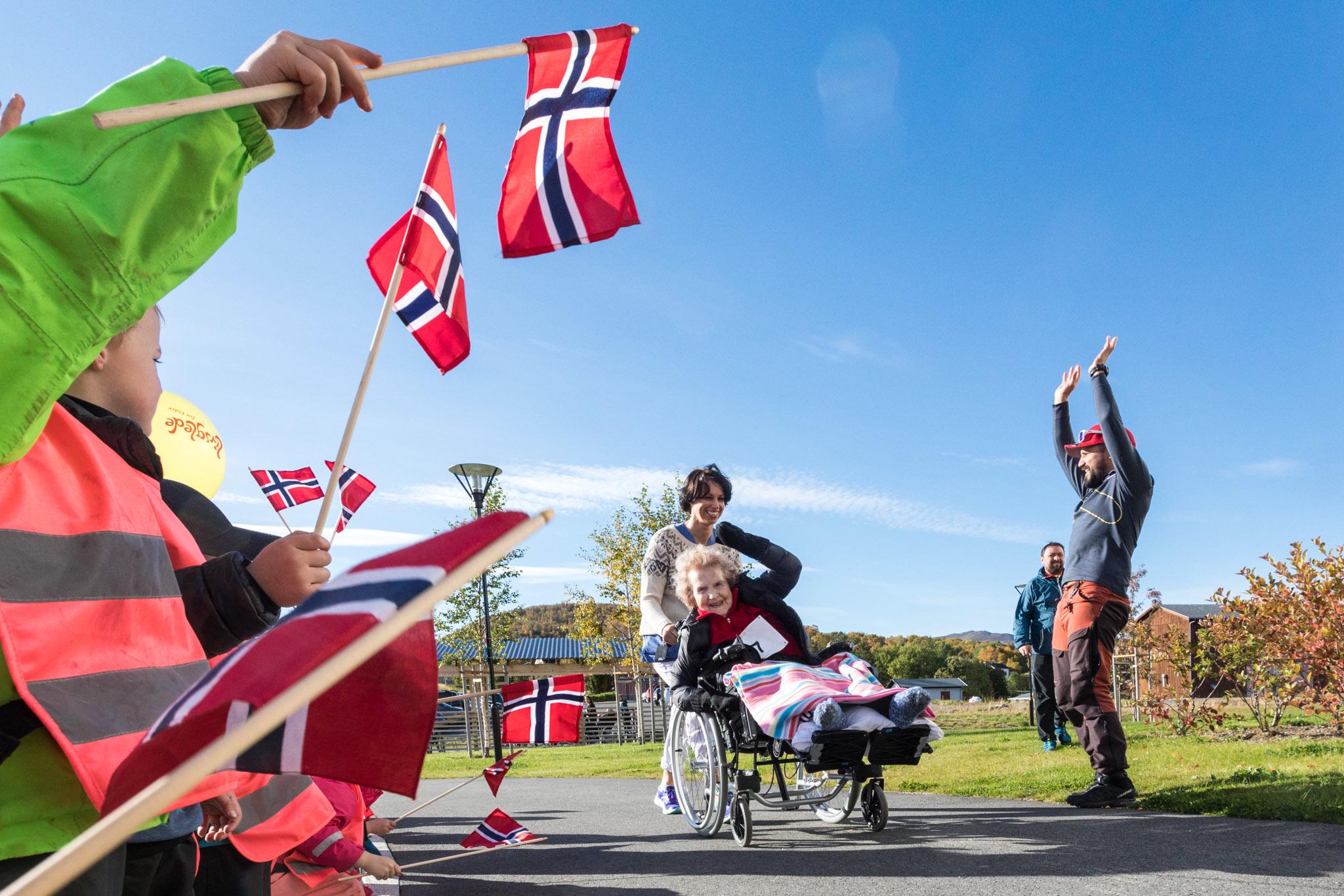 Foto: Øivind Arvola