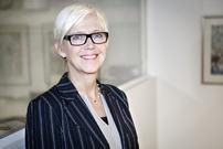 Kirsti Methi blir leder for arktisk hovedstad. Foto: Europabevegelsen