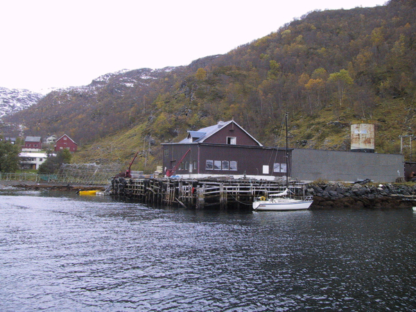 Kvalfjord privat kai
