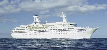 MS Saga Pearl II (tidl. MS Astoria)