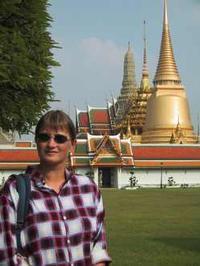 Fra Grand Palace i Bangkok
