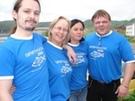 Noen fra Blåtrøyepatruljen 2006